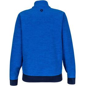 Marmot Couloir Fleece Jacket Boys True Blue/Arctic Navy